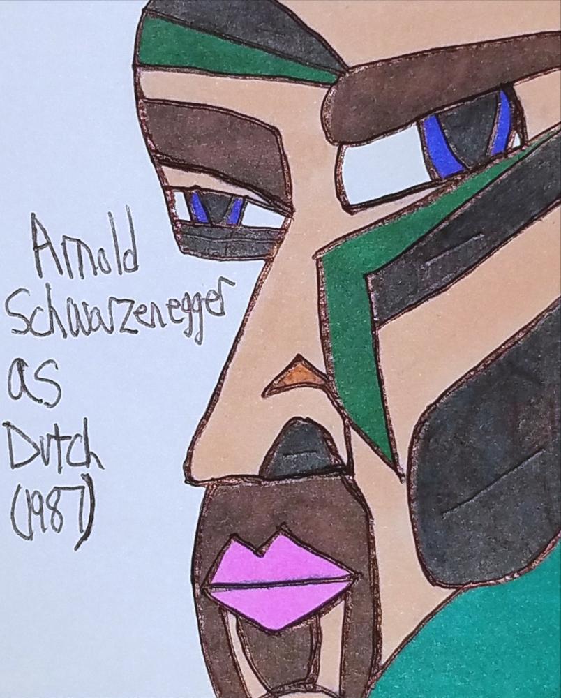 Arnold Schwarzenegger par armattock